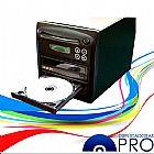 Copiadora de dvd e cd com 2 gravadores samsung - duplicadoras pro