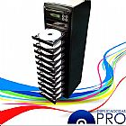 Gravadora de dvd e cd com 12 gravadores samsung - duplicadoras pro