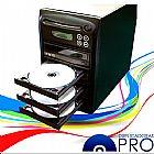 Gravadora de dvd e cd com 4 gravadores samsung - duplicadoras pro