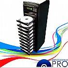 Duplicadora de dvd e cd com 11 gravadores samsung - duplicadoras pro