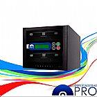 Duplicadora de dvd e cd com 2 gravadores philips / lite-on