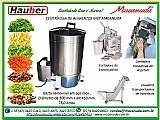 Centrífuga macanuda para cozinhas industriais