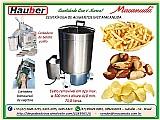 Centrífuga secadora de batatas fritas