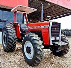 Trator massey ferguson modelo 290 ano 1985 direção