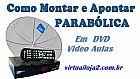 Curso antena parabólica montagem instalação e regulagem