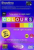 Dvd para telão colors 2