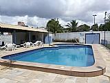 Casa a venda com piscina 5/4 em stella mares em salvador condomino fechado