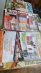 Revistas antigas decoracao