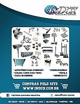 Acessorio para corrimao (canopla,   flange,   tampa,   suporte) palmas 709432