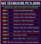 Kit t�cnico de computadores 2016 - atualizado recife