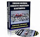 Mecânica automotiva e injeção eletrônica curso em dvd video
