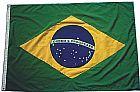 Bandeira brasil oficial grande 2 metros