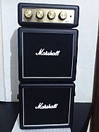 Mini amp para guitarra marshall ms-4