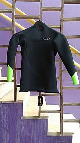 Jaqueta de neoprene