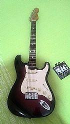 Guitarra michael stratocaster / sunburst