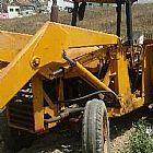 Retro escavadeira hs 86 ano 93