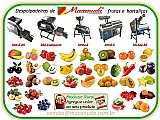 Despolpadeira de frutas e hortaliças macanuda