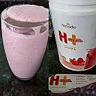 Kit emagrecimento hinode - gel redutor   shake h