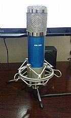 Microfone condensador bm-800   mini trip�