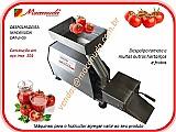 Polpa de tomate,   maquina despolpadeira macanuda