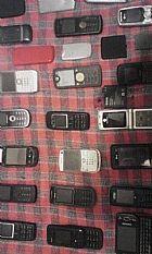 Lote de celular antigos pra tirar pecas