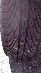 Jogo de rodas e pneus aro 15