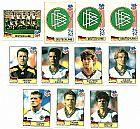 Alemanha (deutschland),  17 figurinhas,  1 escudo,  1 atletas,  campeonato mundial de futebol de 1994