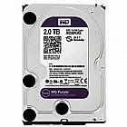 Hd 2 terabytes wd purple