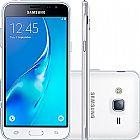 Smartphone samsung galaxy j3 dual chip desbloqueado android 5.1 tela 5 8gb 4g wi-fi camera 8mp - branco