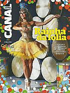 """Sabrina sato """"rainha da folia 2014"""",    canal extra nº 831"""