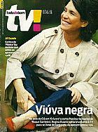 Regina duarte,     volta triunfante à tv,     revista tudo de bom tv nº 316