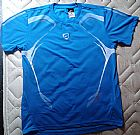 Camisetas esportivas polyester