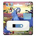 Pen drive kingston 8 gb rio 2