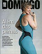 Claudia raia,    alem das pernas,    agora comemora 30 anos de carreira,    revista jáé domingo nº 177
