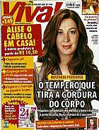 Claudia raia,    atriz abre o jogo sobre filhos,    beleza e trabalho,    revista viva mais nº 563