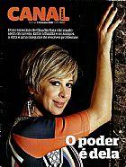 Claudia raia,    dons especiais vao muito alem da novela entre familia e amigos,    revista canal extra nº 879