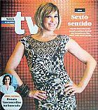 Claudia raia,    atuacao sensitiva,    atriz diz que se inspirou na sua guru,    revista da tv 02-11-2014