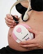 Monitor fetal angel sounds