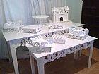 Locacao de artigos provencal para decoracao de festas ou eventos