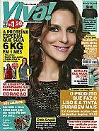 Ivete sangalo,    a cantora fala de suas paixoes: filho e marido,    feijoada e sapatos,    revista viva mais nº 729