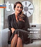 Ivete sangalo,    em ritmo de axe,    beleza pe no chao,    revista da tv de 18-1-2015
