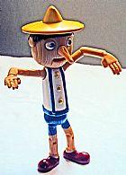 Pinoquio  mc donalds  em  bom  estado  de  conservacao  para colecao