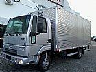 Caminhao 3/4 bau ford cargo 816 ano 2013/13
