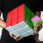 Cubo magico gigante 18cmx18cm 3x3x3 sem etiquetas stickerless