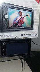 Dvd player - positron - modelo sp8560 dtv embalado - receptor de dtv integrado