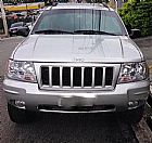 Jeep grand cherokee limited automatica 4 x 4 blindada 4.7,  motor v8 - 2004 - 2004 vendo ou troco