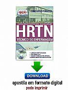 Apostila - t�cnico de enfermagem - hospital risoleta tolentino neves (hrtn)-digital