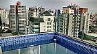 Cobertura duplex nova 3 suites 310 m� com piscina em santo andre - bairro jardim.