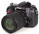 Nikon d7200   lente 18-140mm f/3.5-5.6g   bolsa   cartao 16gb
