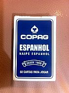 Baralho truco espanhol copag